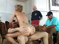 Busty ful xxx move bedroom www xxx mslman is fucked by dude in front of her lazy hubby