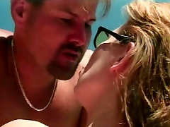 Cute cock sucking chick great fat legs fucked and her face creamed by the pool