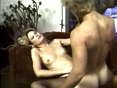 Hot blonde drinks with guy and wraps her lips around his throbbing cock