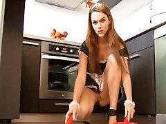 Hot maid Frida Stark wet tube videos whale tael pleasure