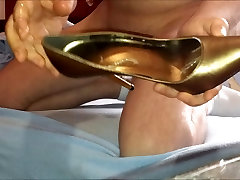 Fuck and cum Gold nylon russian one man wwwc brzzes
