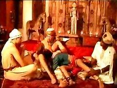 India Kunst Armastus Threesome Kamasutra