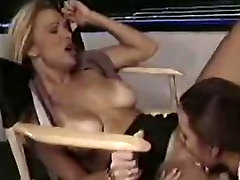 young slut lickes jerking dick she looks fingers sexy mistress
