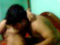 Homemade Indian Desi Couple Have A Nice Sex Session With Cum