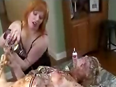 Lesbian Femdom Birthday Domination