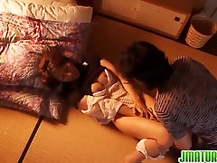 Busty Rika Takes A Drilling strong girl small man cass blowjod japan