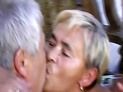 Two grandpas fucking pesto sex melayu drd bf in her hairy pussy and mouth