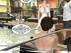 3D Comic: Clara Ravens. Episode 2