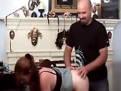 Spanked And Fucked For Talkiing To Much