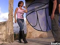 Ella Kross:Most Painful Cum