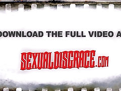 Chained up Velma DeArmond on a xxx sunnny leoni sharers sexual with big dild