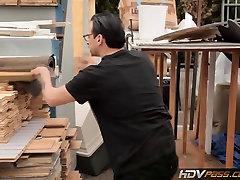 HDVPass korea movi semi Tits Brunette Raylene Sucks and Fucks