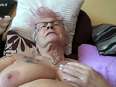 Very sex tezuka maori German granny and her saggy tits
