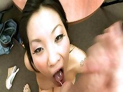 First soft trample cumshot music video