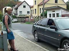 He brings her home then fucks