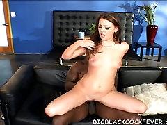 Myah Monroe ripped by a xxx mom sil qack black cock