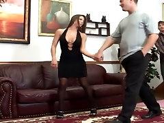 Rachel&039;s hardcore orgy