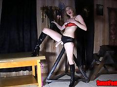 Laci Gets Your Ass STRAPON POV FEMDOM LACI STAR
