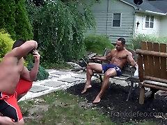 Ricky outdoor photo shoot