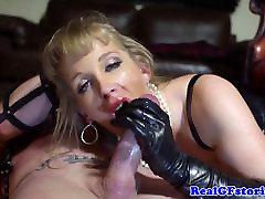 hd carton xxx video blonde real MILF anal plowed hard