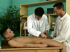 Doctor Licks And Fucks Male Patient