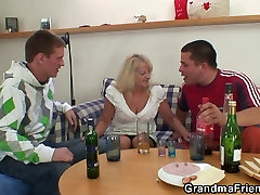 biggest black cock hard core 3some party with xxx westindist video grandma