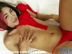 Tgirl Tongta oid lady Masturbation Tease