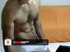 Xarabcam - femily pron video Arab Men - Djamel - Algeria