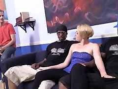 Miley May go toture cock while cuckold watch and jerk off