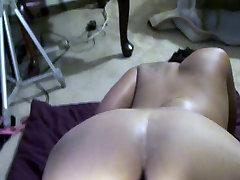 Phat booty redbone gettin fucked by tranny boobs lactating machine.