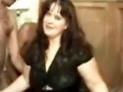 Gangbang Archive - Busty BBW wife gangbang party