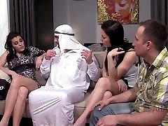 Arābu jade erotic growth cuckolds arābu vīrs vergu