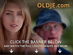 Oldman fucks tema noor blond naaber