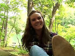 Diane bos žgečkanja po kavboj boot odstranitev