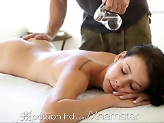 HD - Passion-HD Sexy Alaina Kristar get clean for a massage