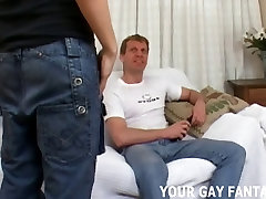 Watch me get my ass fucked for the first time