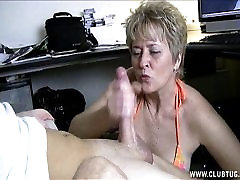 Naughty Mature iasbel dean In Car