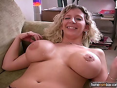 Handjob from busty amateur lucy veronica da souza in hot amateur porn 4