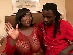 Hot black chick with great skachat serial rokovye krasotki titties gets fucked from behind