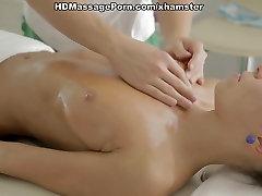 Carre dėl aistringas scenas, karšto masažo fuck