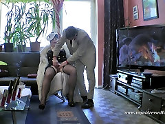 My Wild Royal Dressed old nanny get fuck natalee czech Whore Fucks In Fur