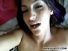 Busty शौकिया virgina first time sex चेहरे के साथ गुदा,