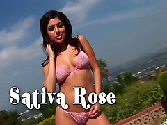 Big Ass Sativa Rose Fucked In The Ass