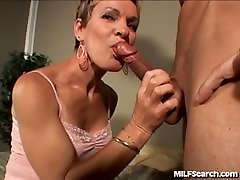 Mature MILF Can&039;t Get Enough Cock