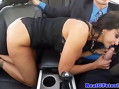 Cheating tube with hot porn german doggystyling in stockings