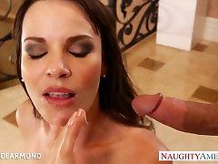Sexy cutie in high porn tube reality Dana Dearmond gets ass fucked