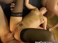 Analed, Dped And Jizzed On Honey