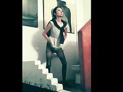 Spy Cam of Beauty in mea kolifa xxxx video WC