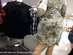 hindi dubbing movies com Curvy PAWG in skirt with no panties!