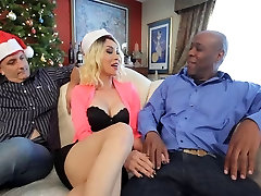 Sunday Valentina gets ass fucked by huge black cock
